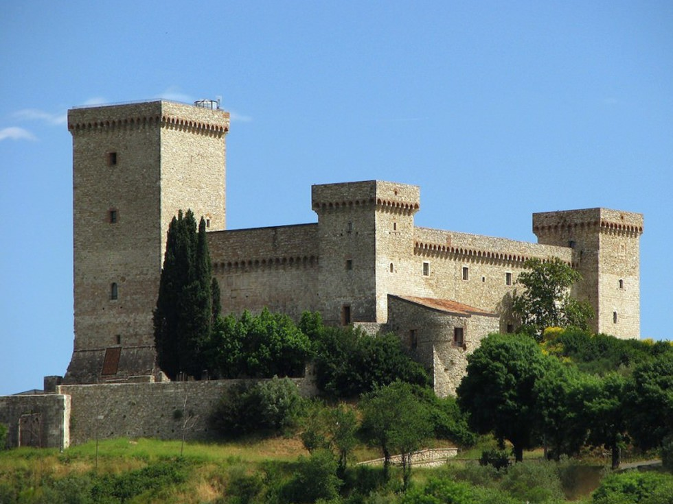 Rocca Albornoz - Podere Costa Romana